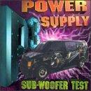Sub-Woofer Test