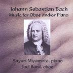 Johann Sebastian Bach: Music for Oboe and/or Piano