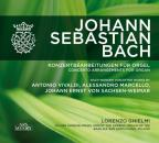 Bach: Concerto Arrangements for Organ
