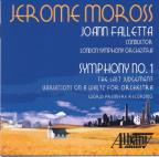 Jerome Moross: Symphony No. 1