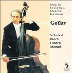 Yoan Goilav: Music for Double Bass