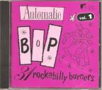 Automatic Bop, Vol. 1: 31 Rockabilly Burners