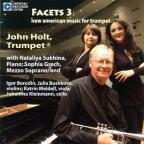 Facets 3: New American Music for Trumpet