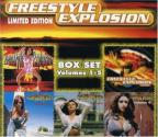 Freestyle Explosion, Vol. 1 - 5