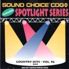 Country Hits: Volume 96