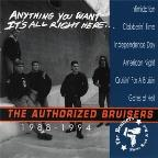 Authorized Bruisers: Anything You Want