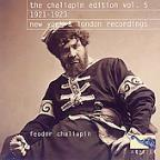 Chaliapin Edition, Vol. 5: 1921 - 1923, American & British Recordings