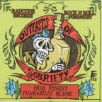 Outcasts Of Sobriety-Our Finest Punkabilly Blend