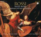 Rossi: Vocal Works, Madrigals & Canti Di Salomone