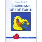 Guardians of the Earth with lyric coloring book