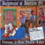 Backstreets of American Oi! and Street Punk Volume 2: Ten Years Later