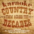 Karaoke Country From Across The Decades