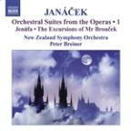 Janacek: Orchestral Suites from the Operas, Vol. 1
