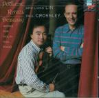 Poulenc, Ravel, Debussy / Lin, Crossley
