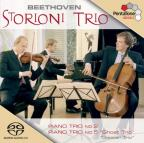 "Beethoven: Piano Trios Nos. 2 & 5 ""Ghost Trio"""