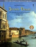 Vivaldi Two Concerti For Gui
