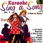 Sing A Song Karaoke Vol. 1