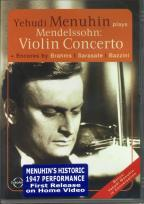 Menuhin Plays Mendelssohn