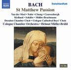 Bach: St Matthew Passion