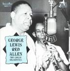 George Lewis with Guest Artist Red Allen