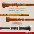 Johann Gottlieb Janitsch: Sonate da camera, Vol. 2