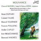 Mouvance:French Music For Harp And Vo