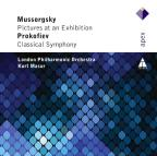 Mussorgsky: Pictures at an Exhibition; Prokofiev: Symphonie Classique