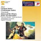 Bizet: Carmen Suites No. 1 & No. 2, L'Arlésienne Suites No. 1 & No. 2, Dance Of The Hours From La Gioconda