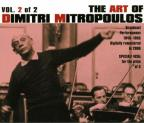 Art of Dimtri Mitropoulos, Vol. 2