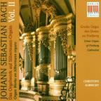 Bach: Organ Works On Silbermann Organs Vol 2 / Albrecht