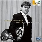 J.S.Bach: Suites No.4&.5 -Partita