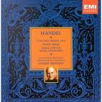 Handel: Concerti Grossi, Op. 6; Water Music; Music For The Royal Fireworks
