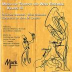 Music for Trumpet & Wind Ensemble, Vol. 3