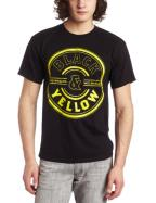 Wheel Mens T-Shirt Black