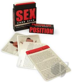 Sex position playing card deck not take