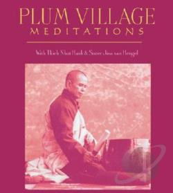 Plum Village Meditations CD Cover Art