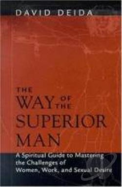 Way of the Superior Man - The Teaching Sessions CD Cover Art