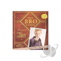 Bro Code CD Cover Art