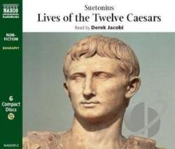 Lives Of The Twelve Caesars CD Cover Art