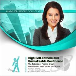 Made for Success - High Self-Esteem and Unshakable Confidence - The Science of Feeling Great! CD Cover Art
