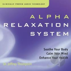 Alpha Relaxation System CD Cover Art