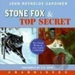 Stone Fox & Top Secret CD Cover Art