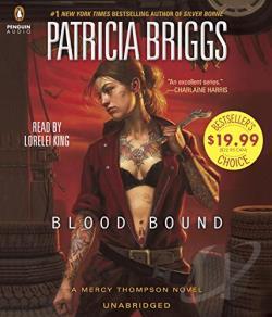 Blood Bound Mercy Thompson, Book 2