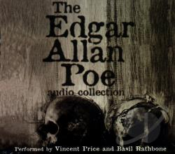 Edgar Allan Poe Audio Collection CD Cover Art