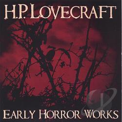 Early Horror Works CD Cover Art