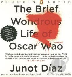 Brief Wondrous Life of Oscar Wao CD Cover Art