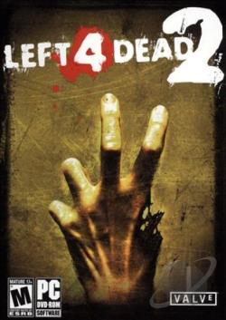 Left 4 Dead 2 PCG Cover Art