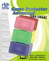 Game Protector Advanced GBA Cover Art
