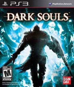 Dark Souls PS3 Cover Art