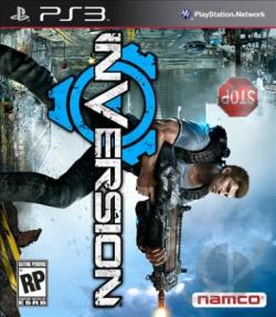 Inversion PS3 Cover Art